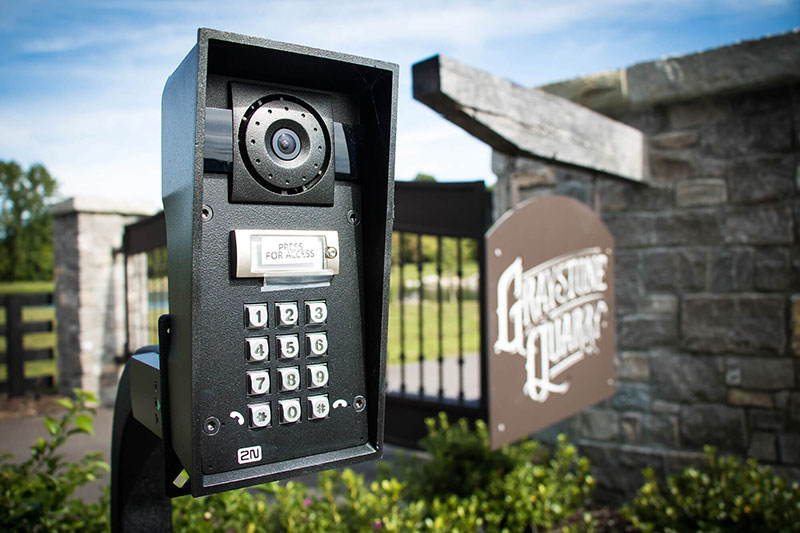 Perimeter and Outdoor Security Systems in Nashville TN