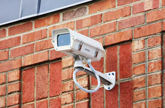 Commercial property security systems