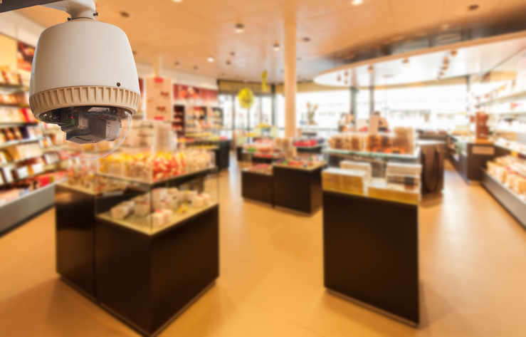 Retail and commercial business security systems in Nashville